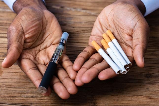 Line Vaping Regulations With Smoking