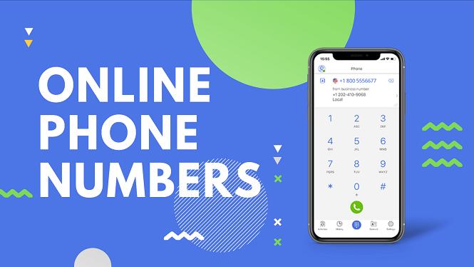 Phone Number Online